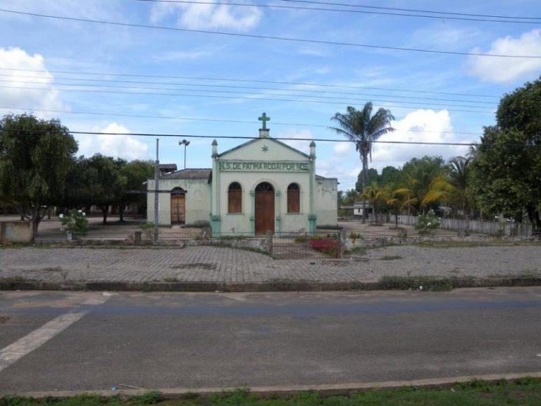Coroa de Flores Cemitério Municipal de Mucajaí - RR