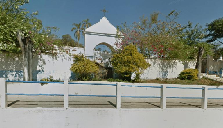 Coroa de Flores Cemitério Municipal de São Luiz - RR