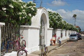 Coroa de Flores Cemitério Municipal de Augusto Corrêa - PA