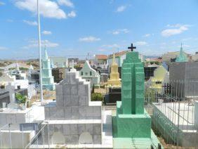 Coroa de Flores Cemitério Municipal de Aurora do Pará - PA