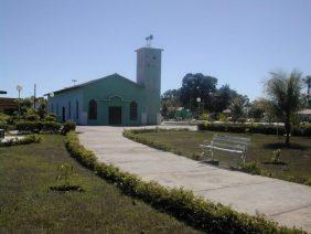 Coroa de Flores Cemitério Municipal de Bom Jesus do Tocantins – PA