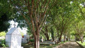 Coroa de Flores Cemitério Municipal de Breu Branco – PA