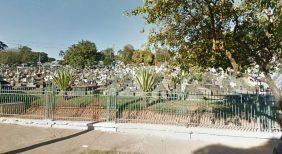 Coroa de Flores Cemitério Municipal de Cametá – PA