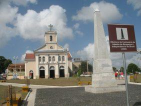 Coroa de Flores Cemitério Municipal de Cachoeira do Piriá – PA