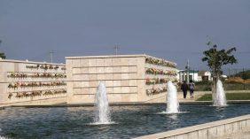 Coroa de Flores Cemitério Municipal de Faro- PA