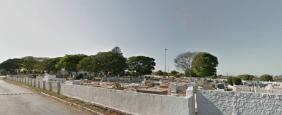 Coroa de Flores Cemitério Municipal de Ipixuna do Pará- PA