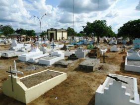 Coroa de Flores Cemitério Municipal de Irituia - PA