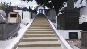 Coroa de Flores Cemitério Municipal de Jacundá - PA