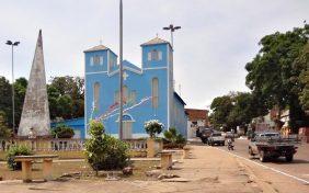 Coroa de Flores Cemitério Municipal de Monte Alegre – PA