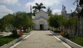 Coroa de Flores Cemitério Municipal de Santarém – PA