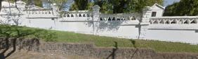 Coroa de Flores Cemitério Municipal de Sapucaia - PA