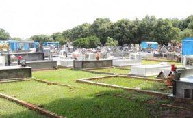 Coroa de Flores Cemitério Municipal de Terra Alta – PA