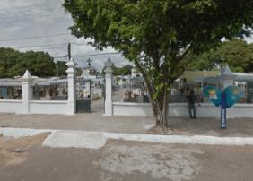 Coroa de Flores Cemitério Municipal de Macapá – AP