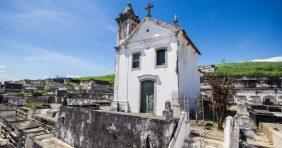 Coroa de Flores Cemitério Municipal de Porto Grande – AP