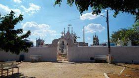 Coroa de Flores Cemitério Municipal Baixio – CE