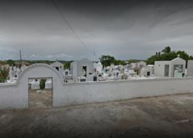 Coroa de Flores Cemitério Municipal Barro – CE