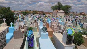Coroa de Flores Cemitério Municipal Camocim – CE