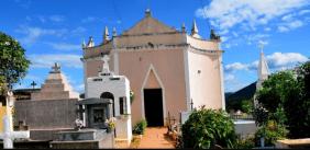 Coroa de Flores Cemitério Municipal Cariré – CE