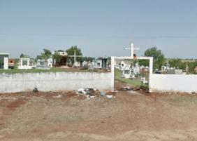 Coroa de Flores Cemitério Municipal Granjeiro – CE