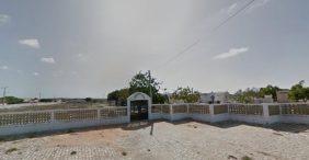 Coroa de Flores Cemitério Municipal Icapuí – CE