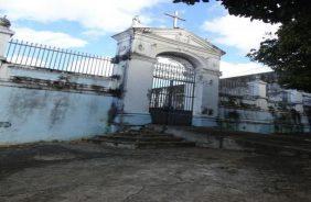 Coroa de Flores Cemitério Municipal  Itaiçaba – CE