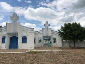 Coroa de Flores Cemitério Municipal  Jaguaribe – CE