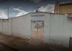 Coroa de Flores Cemitério Municipal Mucambo – CE