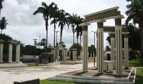 Coroa de Flores Cemitério Municipal Pacatuba – CE