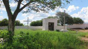Coroa de Flores Cemitério Municipal Quixeramobim – CE