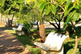 Coroa de Flores Cemitério Colina dos Flamboyants – SP