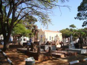 Coroa de Flores Cemitério Municipal de Mogi-Mirim – SP