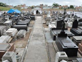Coroa de Flores Cemitério do Cajú – RJ