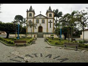 Coroa de Flores Cemitério Municipal de Itatiaia – RJ