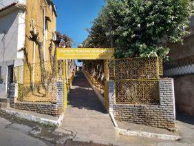 Coroa de Flores Cemitério Municipal de Miracema – RJ