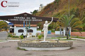Coroa de Flores Cemitério Municipal de Paraiba do Sul – RJ