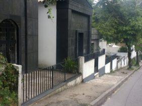 Coroa de Flores Cemitério Municipal de Petropolis – RJ