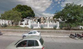Coroa de Flores Cemitério Municipal de Rio Bonito – RJ