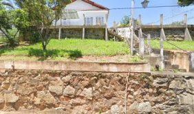 Coroa de Flores Cemitério Municipal de Rio das Flores – RJ