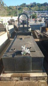 Coroa de Flores Cemitério Municipal de São Fidelis – RJ