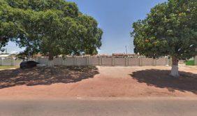Coroa de Flores Cemitério Municipal de São Francisco de Itabapoana – RJ
