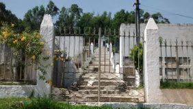 Coroa de Flores Cemitério Municipal de Silva Jardim – RJ