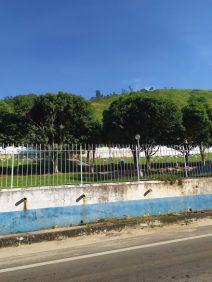Coroa de Flores Cemitério Municipal São José de Três Rios – RJ