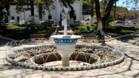 Coroa de Flores Cemitério Municipal de Caputira – MG