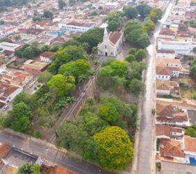 Coroa de Flores Cemitério Municipal de Guaranésia – MG