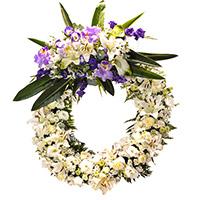 CoroaDeFlores.net - Coroa de Flores Americana I