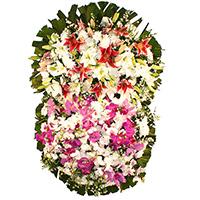 CoroaDeFlores.net - Coroa de Flores Magnífica