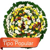 CoroaDeFlores.net - Coroa de Flores Popular